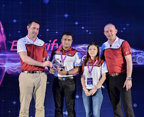 Capital Automotive Myanmar Award