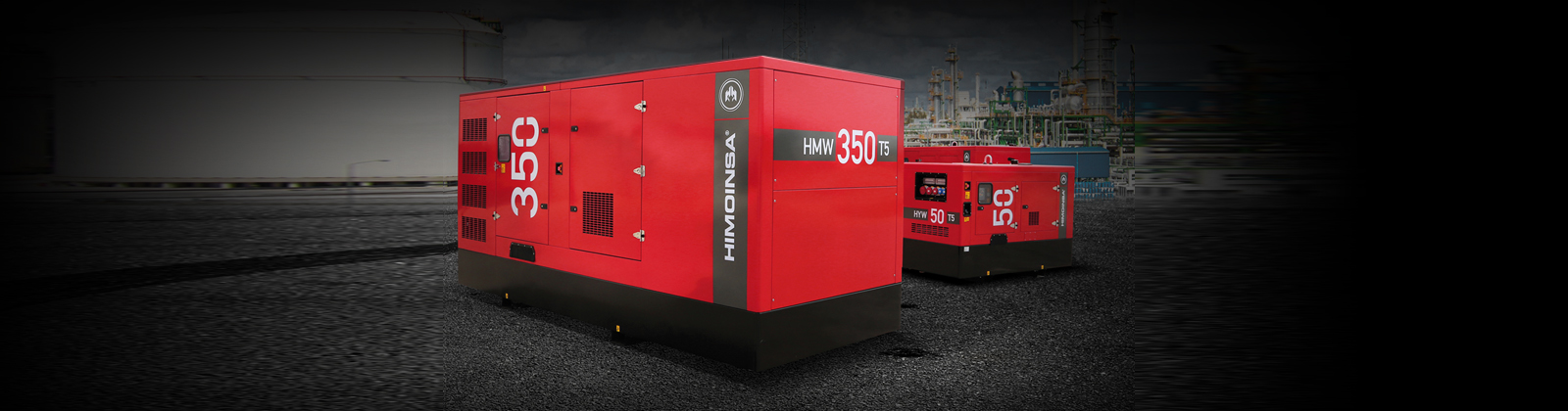 Himoinsa Power Generators