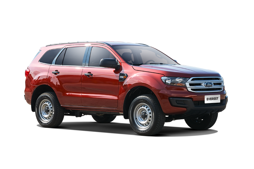Ford Everest Cash in Transit