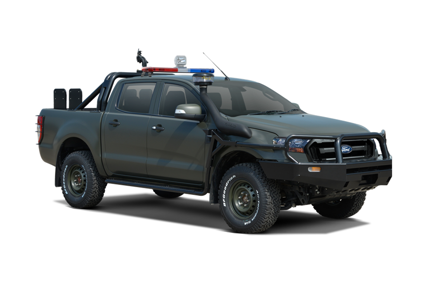 Ford Ranger Light Tactical Vehicle (LTV)