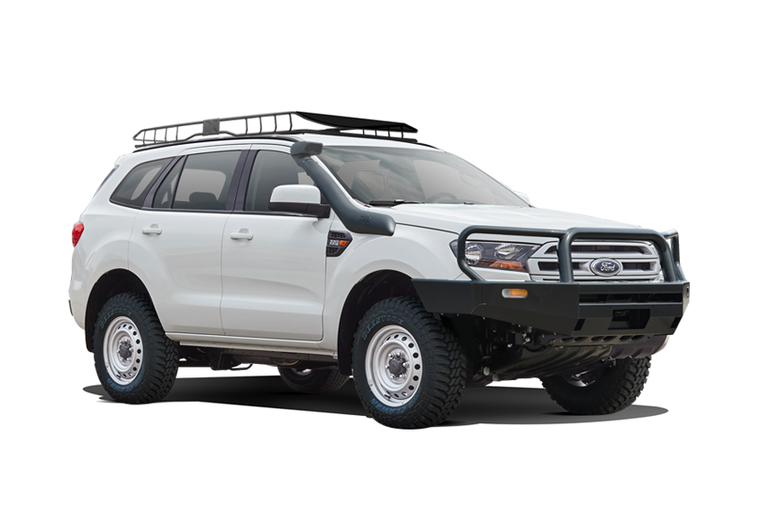 Ford Everest Aid Vehicle