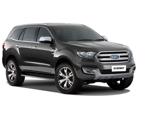 Ford Everest Armor