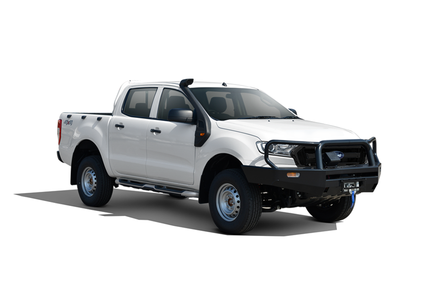 Ford Ranger Aid Vehicle