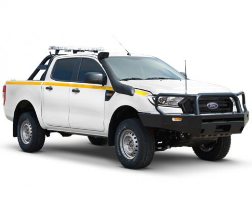 Ford Ranger Minesite Vehicle