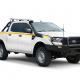 Ford Ranger Minesite Vehicle