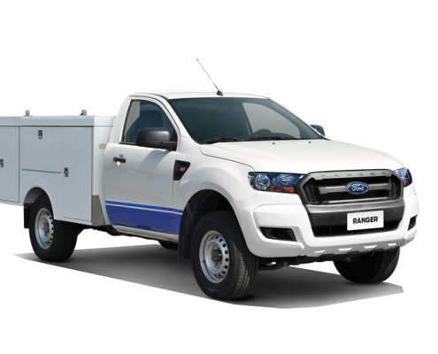Ford Ranger Mobile Maintenance Roadster