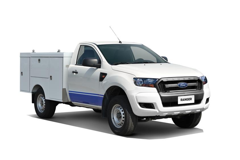 Ford Ranger Mobile Maintenance Roadster
