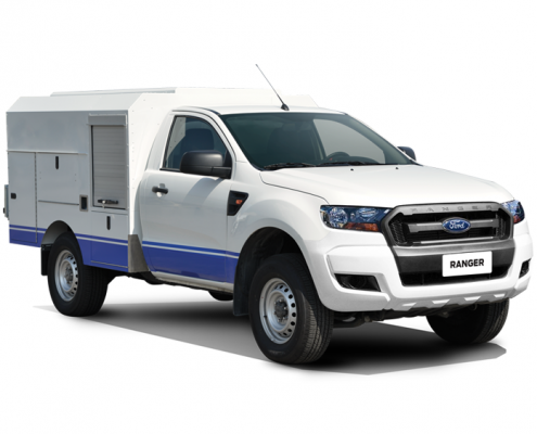 Ford Ranger Mobile Maintenance Vehicle