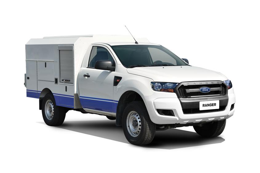 Ford Ranger Mobile Maintenance Vehicle