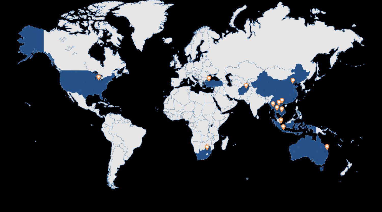 RMA Group Global Reach