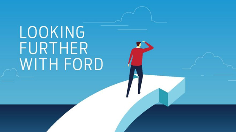 FORD RELEASES 2019 TRENDS REPORT