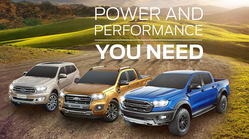 Ford 10 Speed Transmission