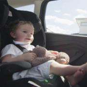 Travelling with Kids in the Car